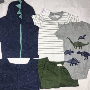 Boys 18mo Dinosaur Clothing Sets